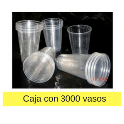 Vasos 150ml Cj x 3000 Unid.