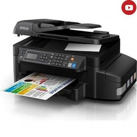 EPSON MULTIFUNCION L220  Imprime Copia Scanea