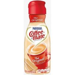 Coffe Mate, crema No Lactea para Cafe 946ml