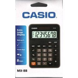 Casio MX 8S Digitos