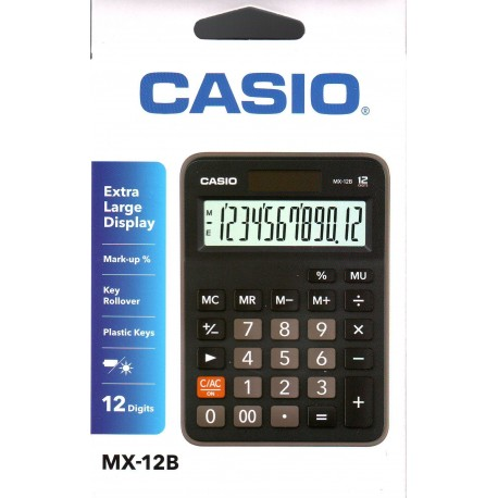 Casio MZ-12 S Digitos
