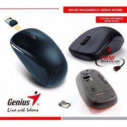 Mouse Inalambrico Genius