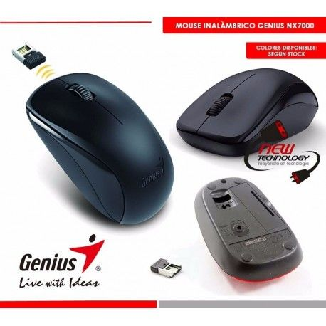 Mouse USB Optico
