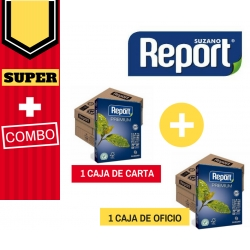 Lleve! 1 Carta + 1 Oficio Report!