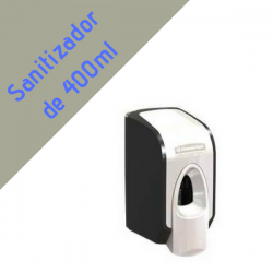 DISPENSADOR SANITIZANTE BACTISAN 400 ML