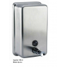 Dispensador 800ml Acero Inox Jabon liquido