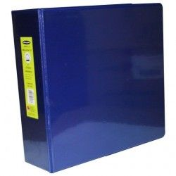 "Carpeta Carta 3"" azul 625hjs"