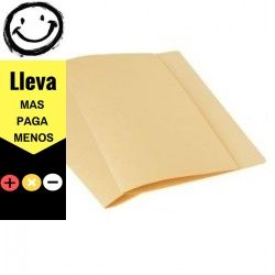 Folder Amarillo Carta 200Gr.