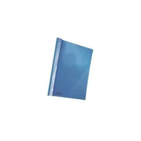 Folder Plast. Carta Azul C/Nep