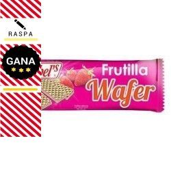 Galleta Wafer, Mabel