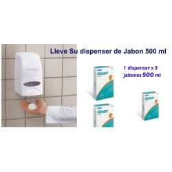 Dispensador Jabon